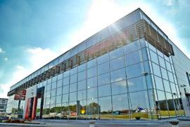 Автомобильный центр Nissan, Минск