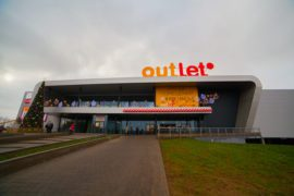 ТЦ OUTLET