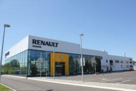 Автомобильный центр «Renault», Минск