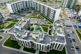 Жилой комплекс «Новая Боровая», Минск