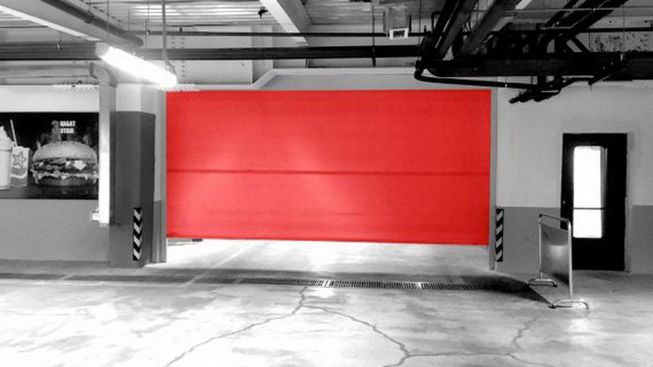 Противопожарная штора Fire Protection Ei30 без орошения
