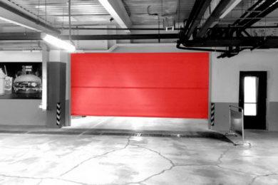 Противопожарная штора «Fire Protection Ei30» без орошения