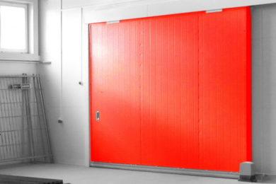 Противопожарные ворота «FireGate EI60»