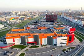Торгово-развлекательный центр «Palazzo», Минск